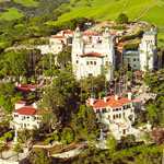 Ten Days, California, middle state, Hearst Castle.